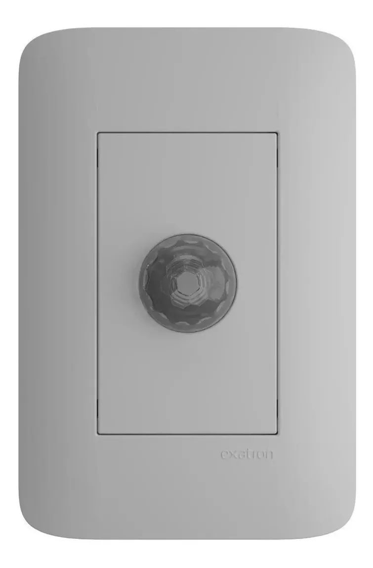 Sensor De Presença 4x2 Touch Bivolt Exatron