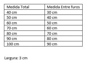 Puxador Para Portas Madeira / Vidro Tubular Preto