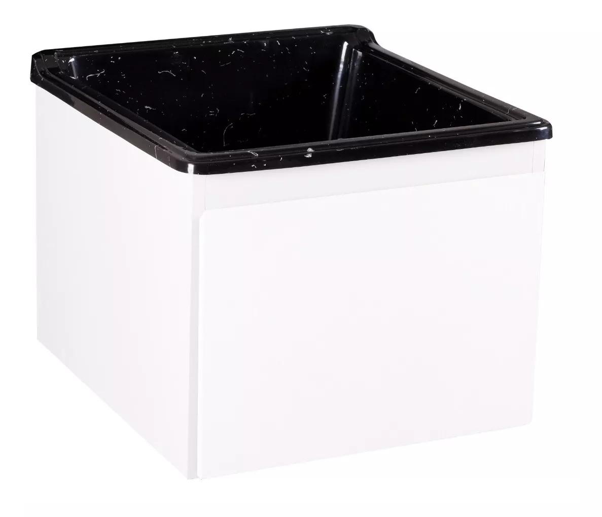 Tanque Com Gabinete 1 Porta 40x30 fibra