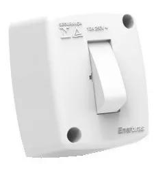 Interruptor 1 Tecla Simples enerbras