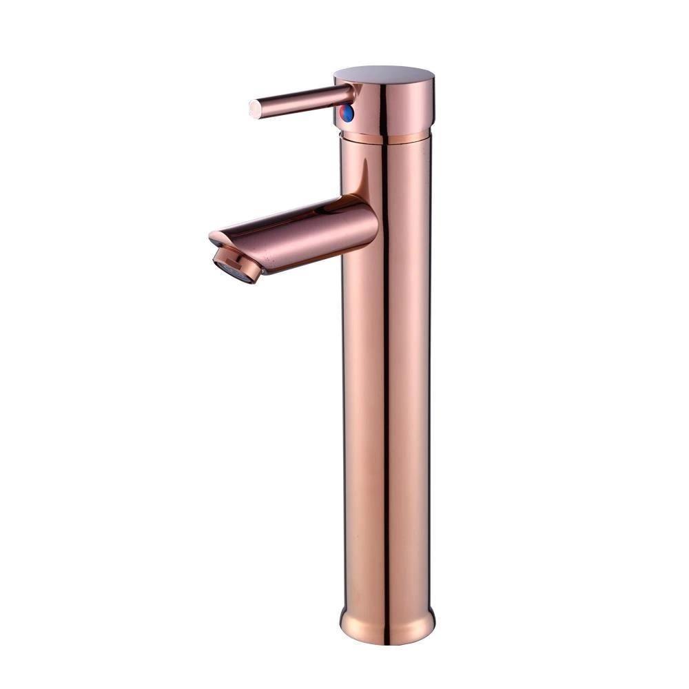 Torneira Banheiro Monocomando Misturador ROSE Torre Alta
