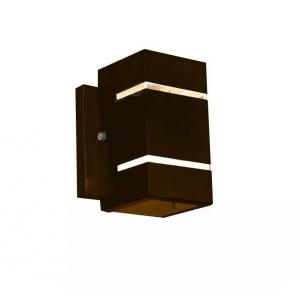 Arandela Dois Fachos Frisos Efeito Uso Externo 1401