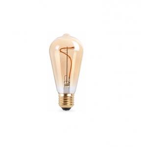 LAMPADA LED FILAMENTO RETRO 2W 2200 K ST64