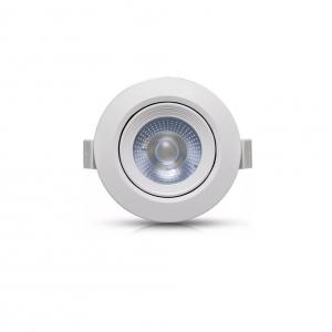 SPOT SUPER LED 3W LAMPADA REDONDA C/ GARANTIA