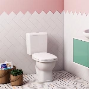 Assento Sanitário Prímula / Amarílis Branco - Tupan