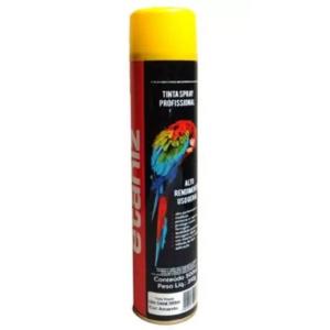 Tinta Spray Profissional Cores Etaniz 500ML - Uso Geral