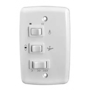Chave Para Ventilador Oscilante 127 C/ Interruptor 3 V