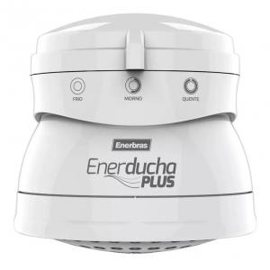 KIT CHUVEIRO ENERDUCHA PLUS 5400W + CANO 40CM ENERBRAS