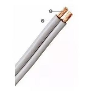 Fio Cordão Paralelo Elétrico Cobre 2 X 2,5mm Com 100m