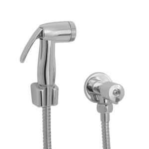 Ducha Higiênica Banheiro Registro Metal Completa