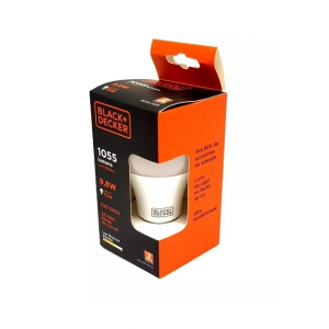 Lampada Super Led Bulbo A60 9 W 6500k Biv. 803 Lumens Black & Decker