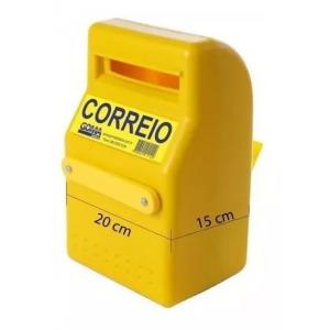 CAIXINHA DE CORREIO POP / CORRESPONDÊNCIA (141)