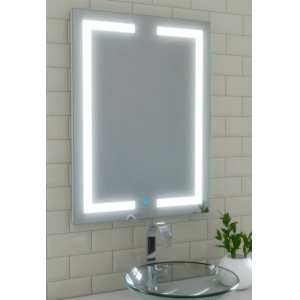 Espelho Com Iluminação Led Embutida Touch