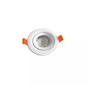Spot Super Led 7w Lampada redonda C/ Garantia
