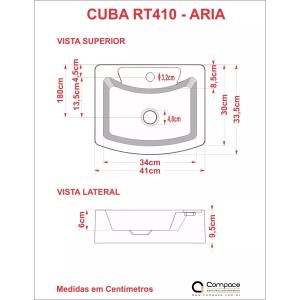 Cuba / Pia De Apoio Capri RT 41 (aria)